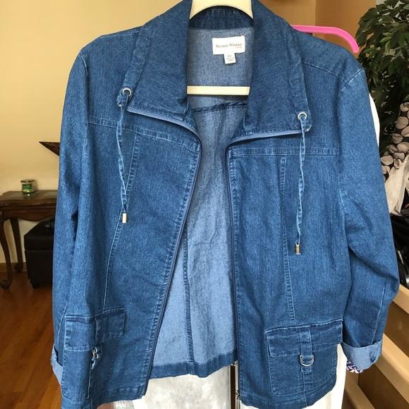 Studio Works Jackets & Blazers - Jean jacket